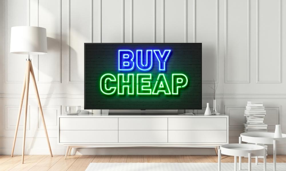 cheap tv under 10,000